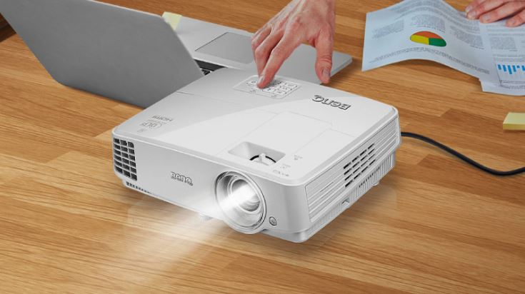 BenQ for Meeting Rooms Projectors
