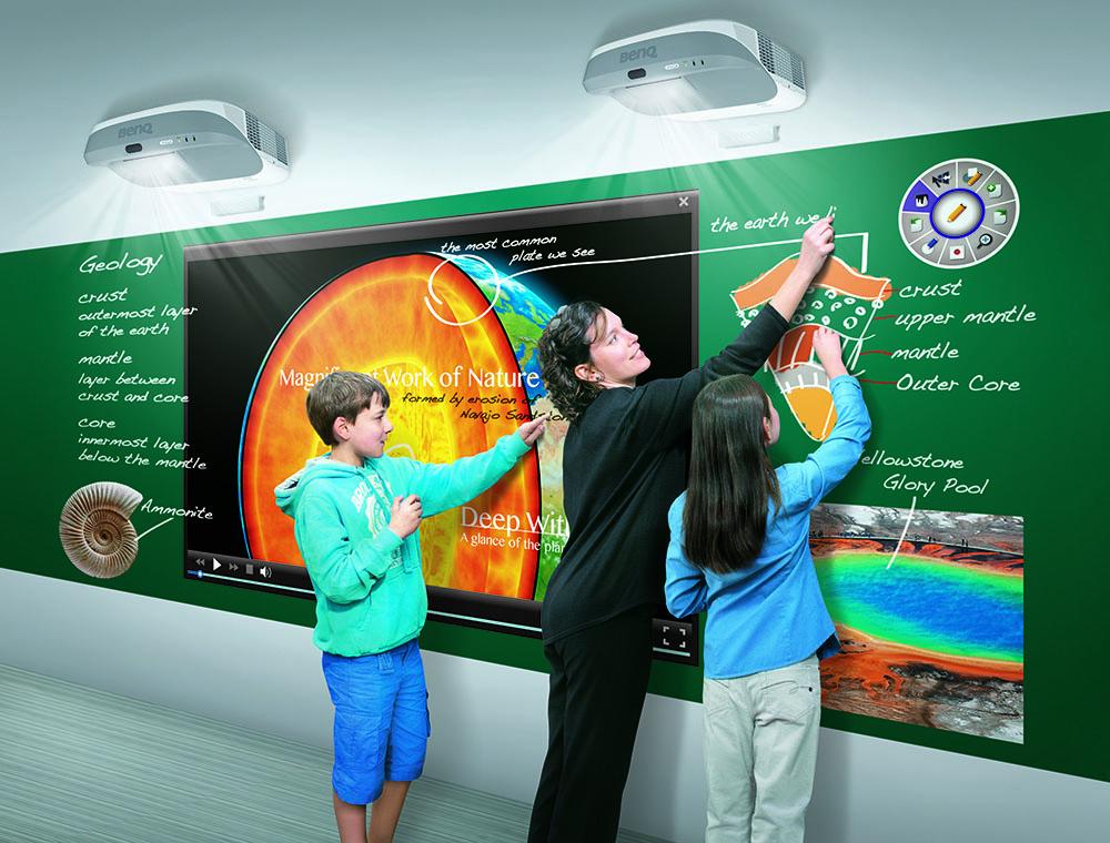 BenQ Interactive Projectors