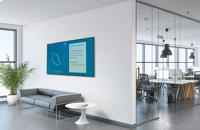 sony display panels